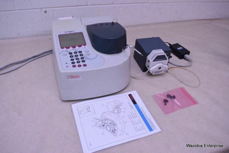 Thermo Electron Biomate 3 Spectrophotometer 335904 With Sipper System