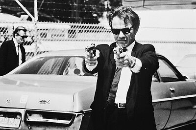 Harvey Keitel As Mr. White/Larry Dimmick In Reservoir Dogs 11x17 Mini - Larry Harvey