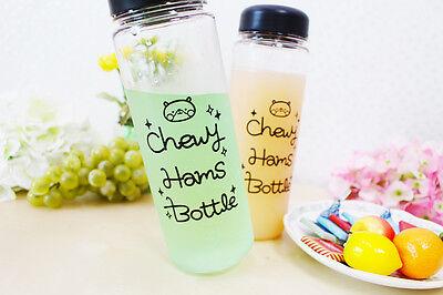 Lovely Cute Chewyhams Ecozen Drinking Water My Bottle Tumbler