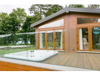 Stunning Lodge Holiday Home For Sale North Wales 5* Owners Holiday Park