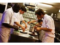 £25k Chef de Partie, Creative Food, 4 Day Working Week