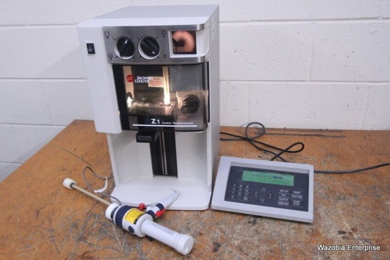 BECKMAN COULTER Z1 COULTER CELL PARTICLE COUNTER