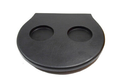 Hot Tub Filter Cover with Cup Holder