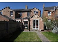 Family Home available for Short Let in the Summer 2018