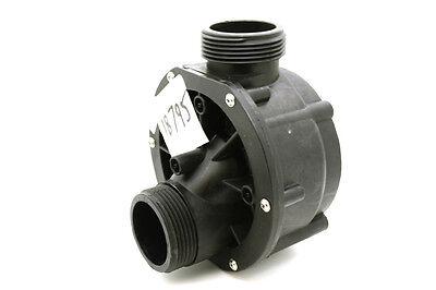 LX DH1.0 Wet End for pump Whirlpool 1HP Chinese Bath Whirlpool Danz Spa AMC
