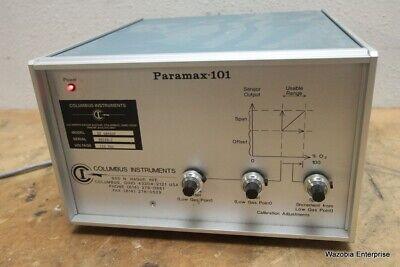 Columbus Instruments Paramax-101 Model O2 Sensor