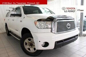 2010 Toyota Tundra PLATINUM LIMITED, CUIR, CAM RECUL, TOIT OUVRA