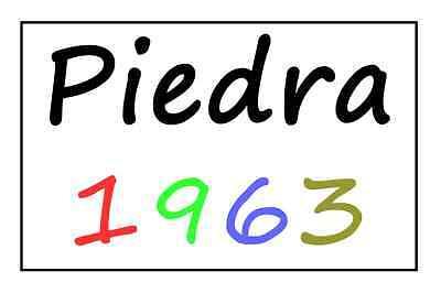 LIBRERIA PIEDRA1963