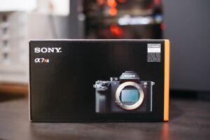 Sony A7r ii - BRAND NEW
