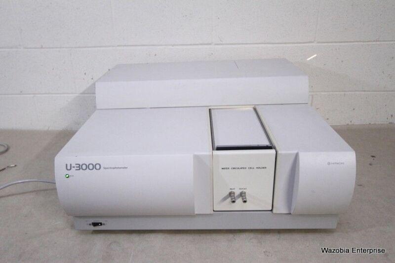 Hitachi U-3000 Spectrophotometer 130-0200