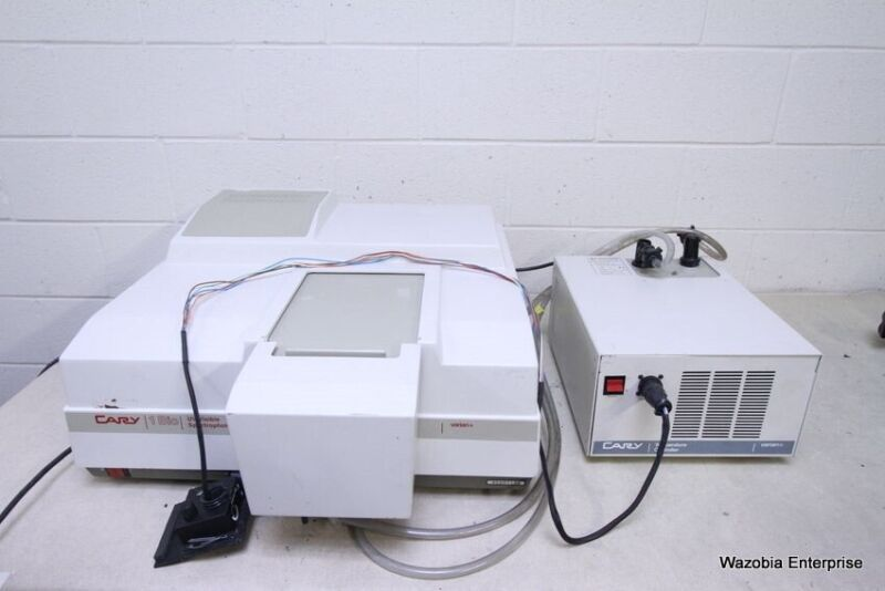 Varian Cary 1 Bio Uv-vis Spectrophotometer With Temperature Controller