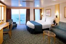 Luxury holiday cruise to pacific islands, single balcony room Sydney City Inner Sydney Preview