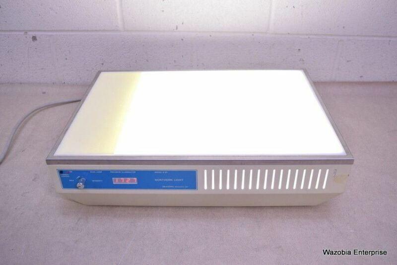 NORTHERN LIGHT IMAGING RESEARCH PRECISION ILLUMINATOR MODEL B 95  DENTAL X-RAY