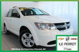 2014 DODGE JOURNEY FWD CVP, AC, CRUISE, GROUPE ELEC