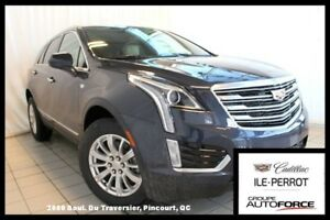 2018 Cadillac XT5 TRACTION INTÉGRALE