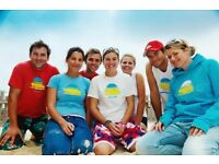 Brighton Beach Cafe Team Members & Supervisor - come join us on the beach!