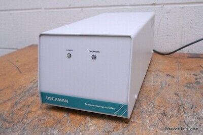Beckman Temperature Controller For Spectrophotometer