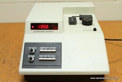 Optical Technology Devices A4 A-4 Fluorometer 159470