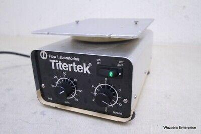 Flow Laboratories Dsg Titertek Microplate Shaker