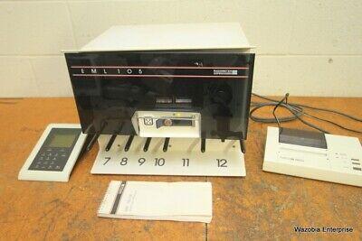 Radiometer Copenhagen Blood Gas Analyzer Eml 105