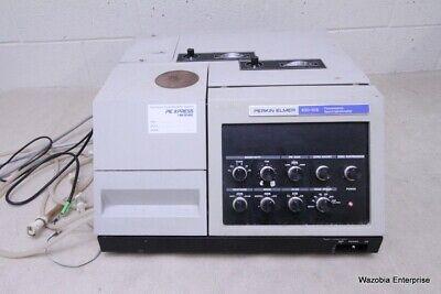 Perkin Elmer 650-10s Fluorescence Spectrophotometer