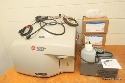 Beckman Coulter Cell Lab Quanta Sc Flow Cytometer With Program Disk Software