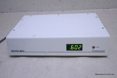 Bioscan Flow-count Controller