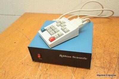 Robbins Scientific Microscope Stage Controller Keypad 21c 1031-00-0