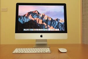 Apple iMac (21.5-inch, Late 2012) - EUC Wantirna Knox Area Preview