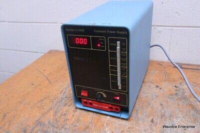 Buchler 3-1500 Constant Power Supply