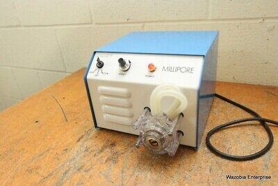 Millipore Peristaltic Pump With Cole-parmer Head Xx80 000 04