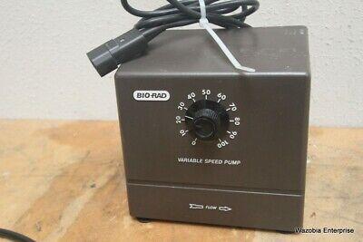 Bio-rad Variable Speed Buffer Recirculation Pump 170-3644