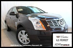 2015 CADILLAC SRX LUXURY FWD, TOIT PANORAMIQUE, GROUPE DELUXE