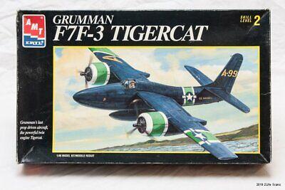 AMT/ERTL #8843 1/48 F7F-3 Tigercat, used for sale  Phoenix