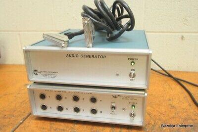 Columbus Instruments Audio Generator Responder-x Interface For Behavioral Stud