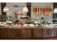 Butchers required for Stunning Butcher Shops in Hampstead and West Hampstead