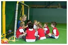 Kids Indoor Soccer Franchise Sylvania Sutherland Area Preview