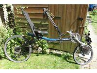 Burley Limbo Recumbent Bicycle