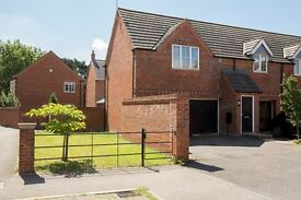 Two bed part furnished coach house apartment - TO LET - Witham St Hughs