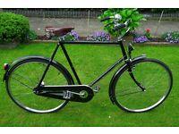 Mens Bike Pashley Vintage Gents Bicycle - 58cm frame