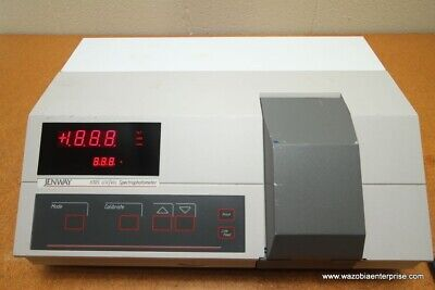 Jenway 6105 Uv Vis Uvvis Spectrophotometer