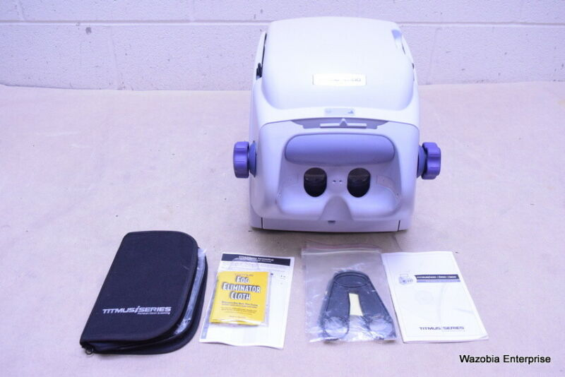SPERIAN TITMUS I 200 VISION SCREEN EYE TESTER VISION SCREENER
