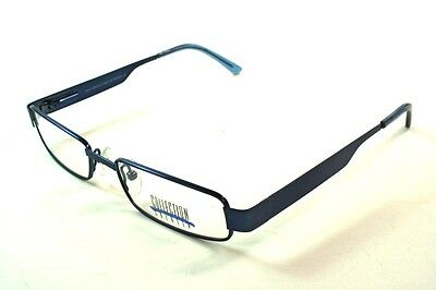 Brille Collection Creativ Brillenfassung Gestell Mod. 662 Col. 700 blau