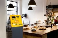 Bitcoin ATM looking for a home!