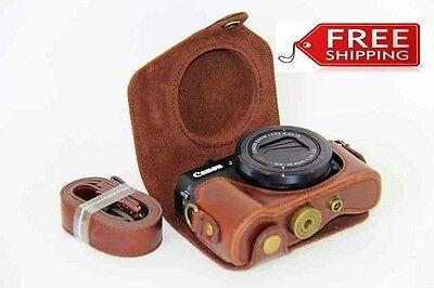 Кейсы, сумки Protective Leather Camera Case