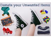 Wanted: Donations of unwanted goods for a local charity