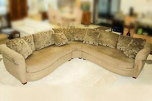 Decor Rest Sectional Sofa