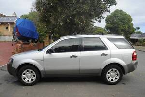 2008 Ford Territory Wagon East Fremantle Fremantle Area Preview