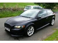 2007 VOLVO C30 2.0D SE SPORT TOP SPEC WITH R DESIGN STYLING