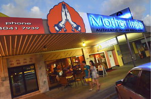 Busy Cairns Indian Restaurant for Sale.. Cairns Cairns City Preview